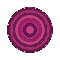 eyelet circle & basics small HCDI-7154