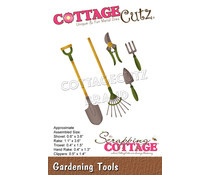 scrapping cottage gardening