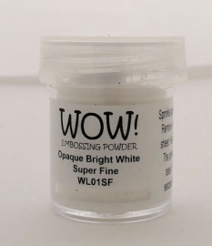 Opaque Bright White WL01SF