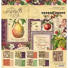 "fruit en flora 12 x 12"""
