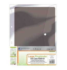 refill A4 3 mappen plus 3 magneetsheets voor de A4 bewaarmap