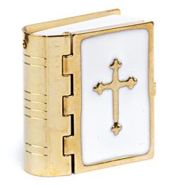 bible gold 3.5 cm