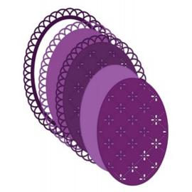 eyelet oval