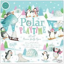 """polar playtime 12x12"""" designblock"""
