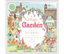 "6x6 "" block cottage garden"