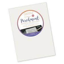 vellum wit 20 sheets van 210 x 297 mm. 150 grams