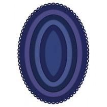 eyelet oval & Basics large HCDI-7157