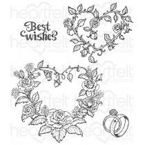 classic wedding roses HCPC-3788