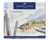 faber castell aquarelpotloden en polychromos potloden
