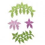 cascading wisteria die