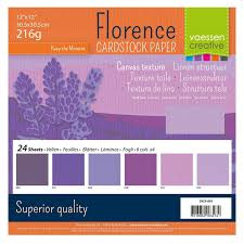 "florence cradstock multipack 12x12""  30.5x30.5 cm."