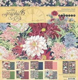 12 x 12 paper pad blossom