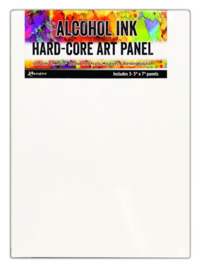 "hard core art panel 8x8"" 6x6"" en 4x4"""