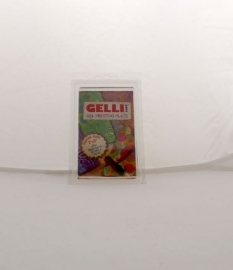 "Gelli plate 3""x5"""