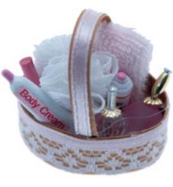 wellness basket 3,5 x 4 cm.