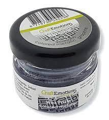 metallic wax patina pasta