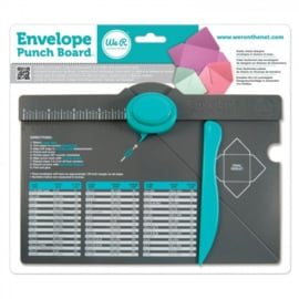 envelope punch board we.r