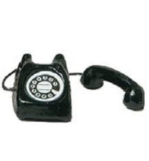telefoon zwart