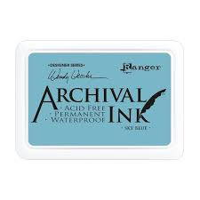 archival ink