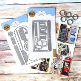 phone booth special kit
