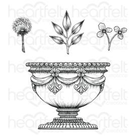 floral shoppe urn