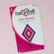 eyelet diamond