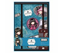 gorjuss collectable rubber stamp storage case santoro