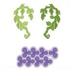 wisteria petals die