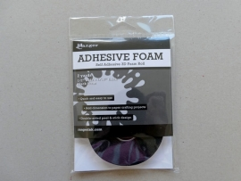 self adhesive 3 d foam roll zwart