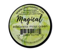 edelweiss Moss green