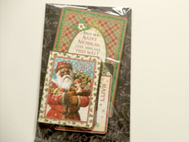 St Nicholas coillection journaling cards
