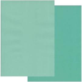 2 kleuren groen