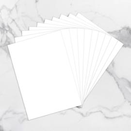 wit yupo papier A4 220 grams