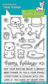 beary happy holiday's