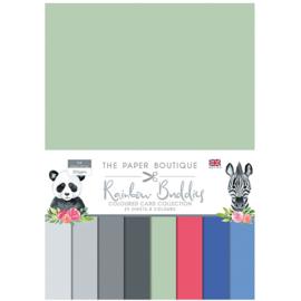 colour card collection
