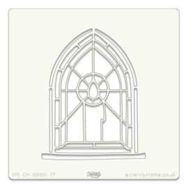 """candle window 8    7""""x7"""""""