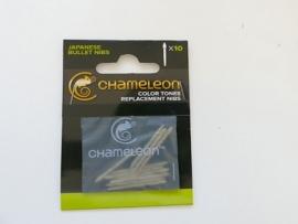 dunne stiftpunt replacement nibs voor de chameleons