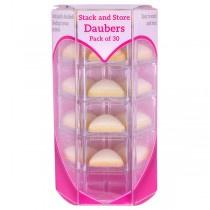 heartfelt stack and store daubers pack of 30 stuks