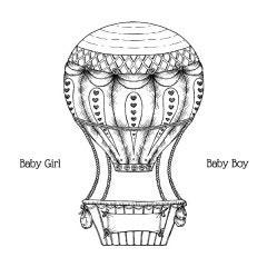 baby's air ballon
