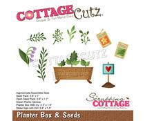 plantenbox en seeds