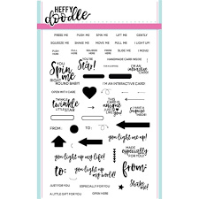 interactively yours clear stamps