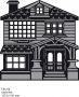 victoriaans huis  CR218