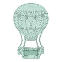 baby's air ballon dies