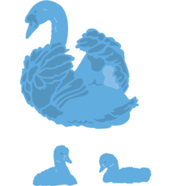 tiny's swan LR0408