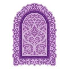 elegant swirl gateway die