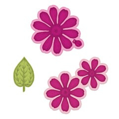small garden zinnia