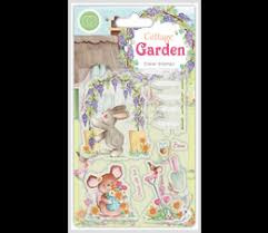 green fingers stamps