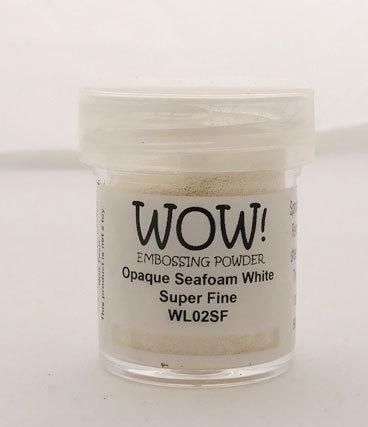 Opaque seafoam White WL02SF