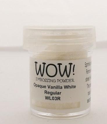 Opaque Vanille white WL03R