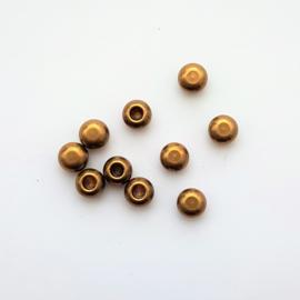 DQ Metalen einddopjes voor 2mm draad